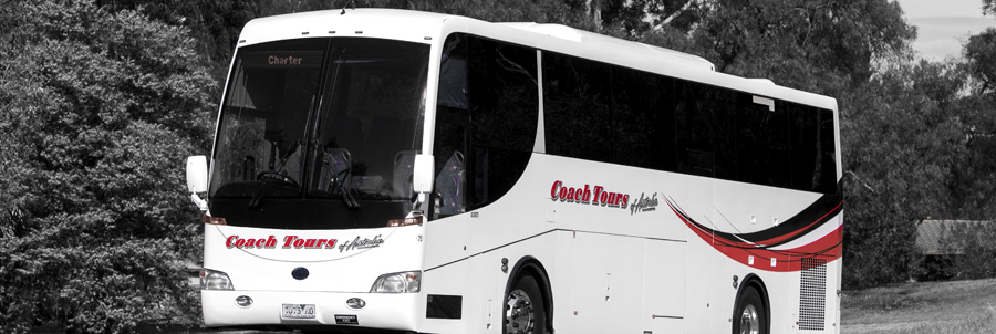 Coach Tours of Australia - 44 Fitzgerald Road, Laverton North