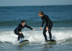 """Learn to Surf"", Anglesea"