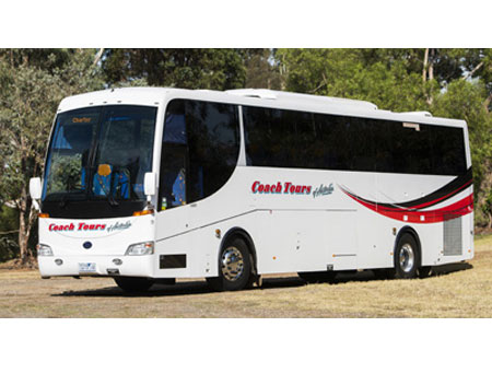 57 seat Luxury Charter Coach